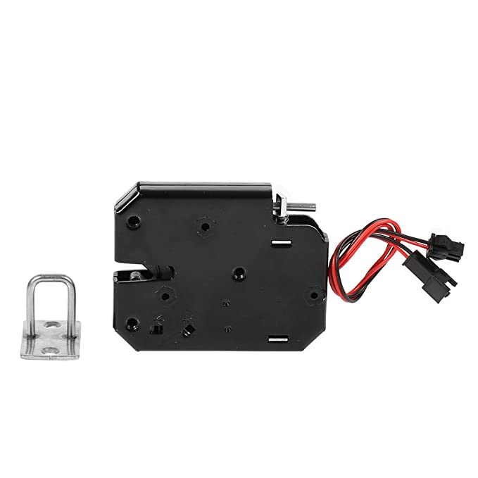 1 opinioni per DC 12V Cabinet Drawer Elettromagnete con serratura magnetica Fail-Safe per