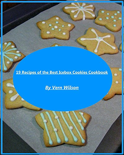 19 Recipes of the Best Ice Box Cookies Cookbook (Best Icebox Cookies Recipe)