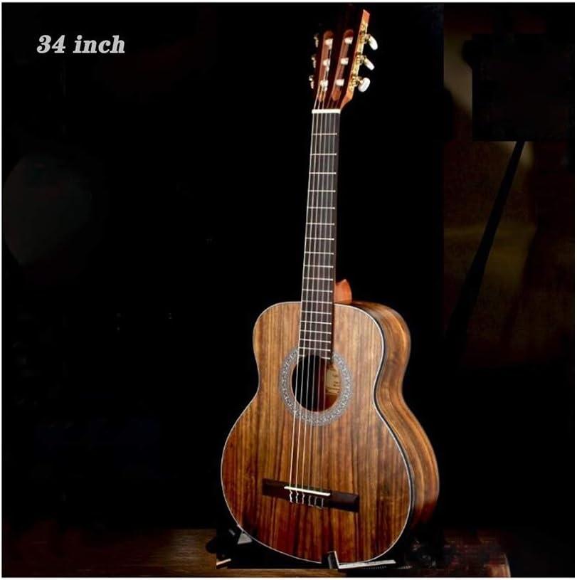 Guitarra Acústica Guitarra Clásica 1/2 Tamaño 34