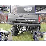 Extreme Metal Polaris Ranger XP Rear Bumper. American Ste...
