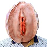 Halloween Full Face Horror Masks, Elevin(TM) Halloween Mask Shell Abalone Head Prop Latex Halloween Eve Set Party Mask