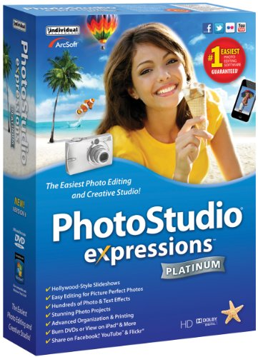 PhotoStudio Expressions Platinum 6 (Photo Printing Software)