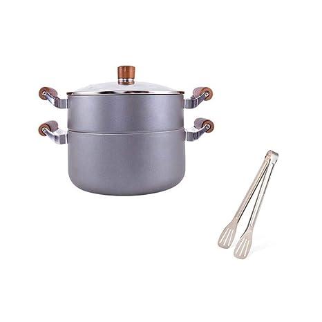 YXHUI Recipiente de vapor, cocina casera. Conjunto de ...