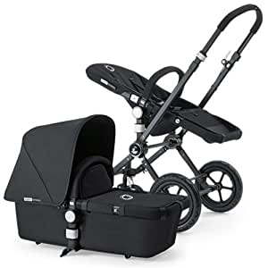 Bugaboo Cameleon3 Stroller - All Black (Discontinued by Manufacturer)