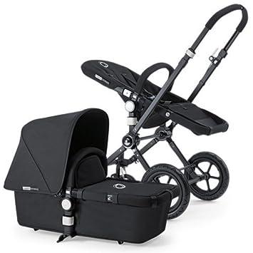 Bugaboo Cameleon 3 >> Bugaboo Cameleon3 Stroller All Black Discontinued By Manufacturer