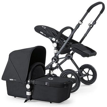 Amazon.com: Bugaboo Cameleon Edición Especial Todo Negro: Baby