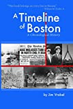 Timeline of Boston