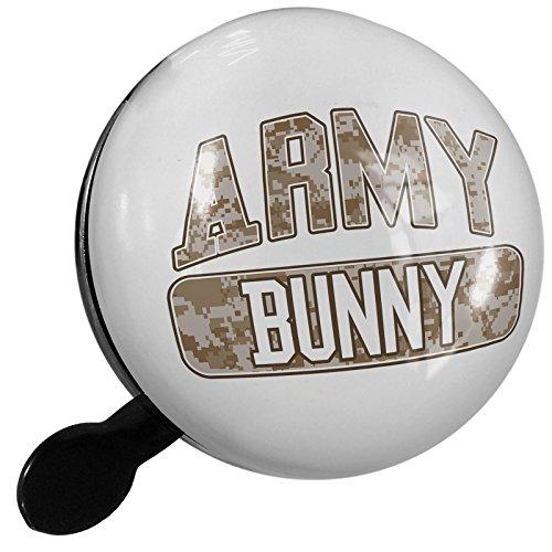 Bunny Camo (Small Bike Bell ARMY Bunny, Camo - NEONBLOND)