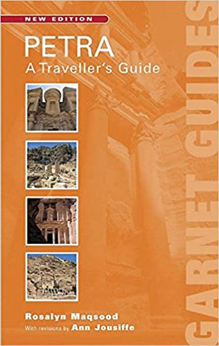 online store half off get new Petra: A Travelers Guide: Rosalyn Maqsood, Ann Jousiffe ...