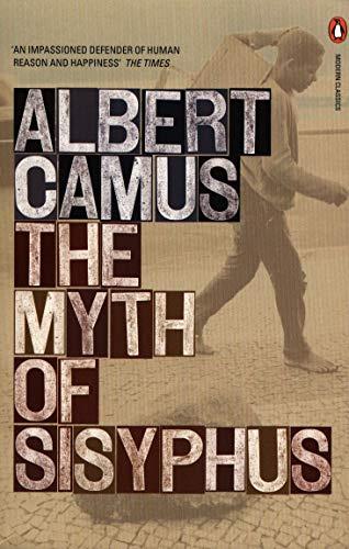 The Modern Classics Myth of Sisyphus (Penguin Modern Classics)