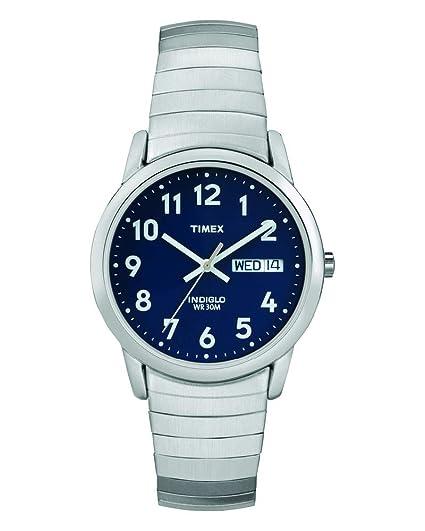 1d3ece8824a8 Reloj Timex para Hombre T200319J  Timex  Amazon.es  Relojes