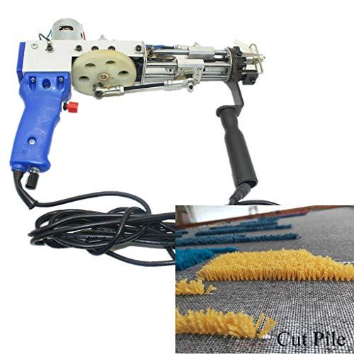 MXBAOHENG Cut Pile Rug Tufting Gun Electric Carpet