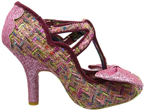 Heels Pink Pink Women's Sprinkles Sundae Closed Irregular Toe Choice 40ZOYwqOF