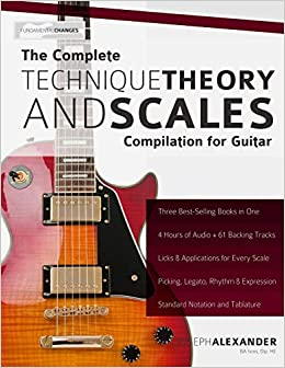 The Complete Technique, Theory and Scales Compilation for Guitar: Mr