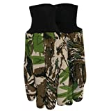 MIDWEST QUALITY GLOVES 392AP-L Camouflage Clute Cut Cotton Jersey Glove