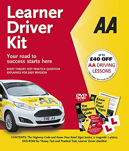Learner Driver Kit (AA Driving Test Series)