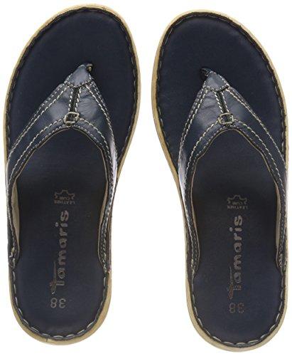 Navy Mules 27210 Femme Tamaris Bleu 4xvnOxSR