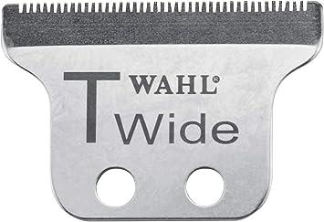 Wahl T Wide Detailer Cuchilla de Afeitar - 1 unidad: Amazon.es ...