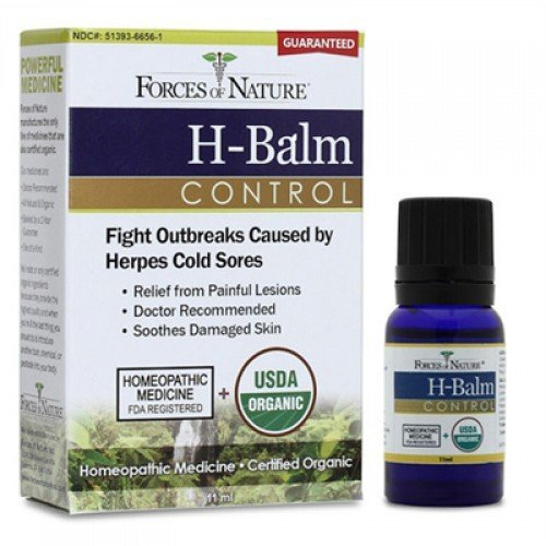 Natural Herpes Simplex Outbreak Remedy - 11 ml