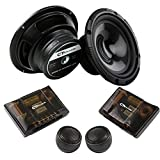 CT Sounds Strato 6.5 Inch Component Full Range Speaker Set