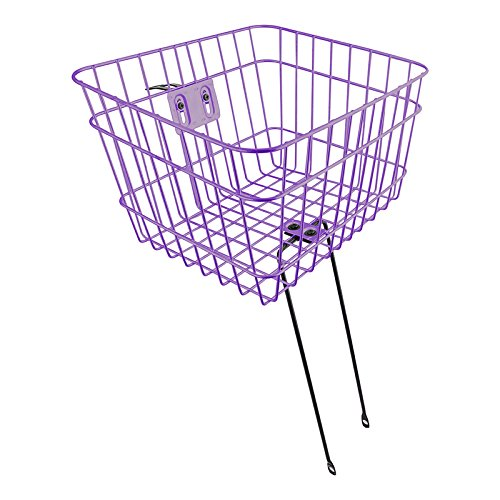 Sunlite Large Basket w/ Fixed Struts, Purple
