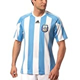 Argentina Home Jersey (Colum Blue, XLarge)