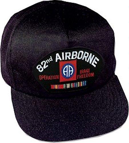 82nd Airborne Division Iraqi Freedom Ballcap (Freedom Ball Iraqi Cap)