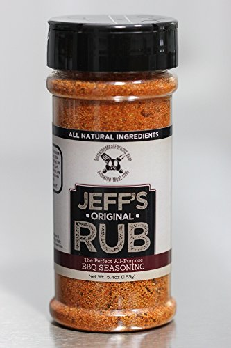 Jeff's Original Rub by Thin Blue Foods, LLC