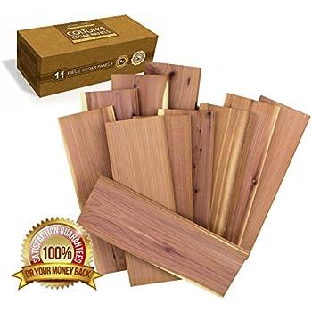 Cedar Wood Panels For Closet Storage Moth Repellent Fresh Cedar Smell (11   Pack)