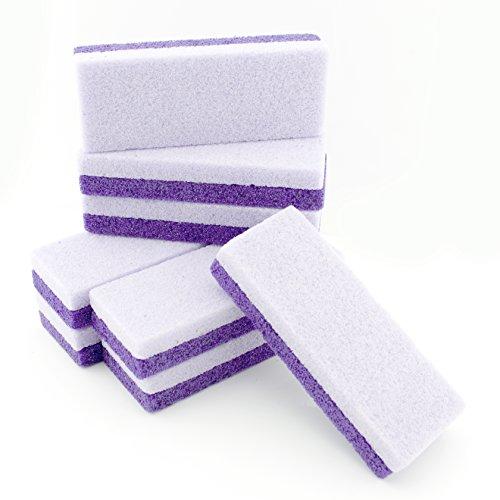 (N.e.i Ultimate Purple Pumice Pad (8-pack))