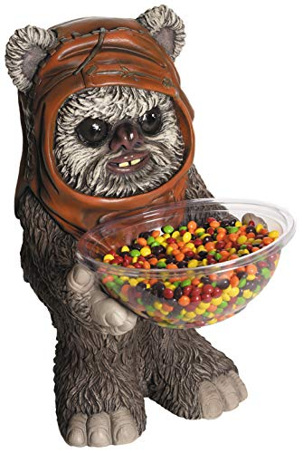 Rubie's Costume Co Star Wars Classic Ewok Candy Bowl - Treat Giggling