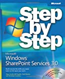 img - for Microsoft  Windows  SharePoint  Services 3.0 Step by Step book / textbook / text book