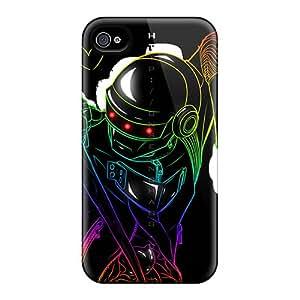 Great Hard Phone Covers For Iphone 6 With Custom Nice Daft Punk Series AlainTanielian