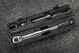 EPAuto 1/2-inch Drive Click Torque Wrench, 10~150