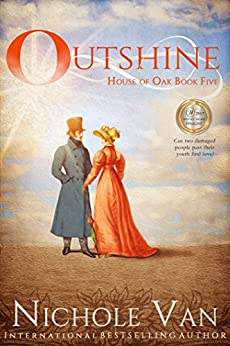 Outshine (House of Oak Book 5) by [Van, Nichole]