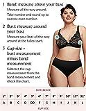 Glamorise Womens Full Figure Plus Size Adjustable