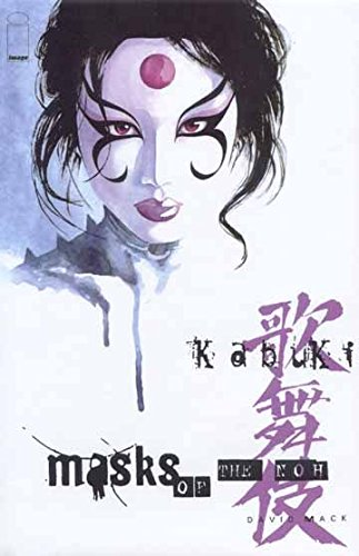 Kabuki Volume 3: Masks Of The Noh
