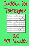 img - for Sudoku for Teenagers 150 9x9 Puzzles book / textbook / text book