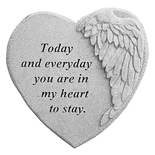 Kay Berry In My Heart to Stay...Angel Wing Memorial Garde...