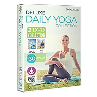Amazon.com: Deluxe Daily Yoga Collection: Movies & TV