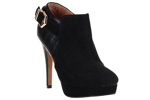 MARIA MARE 68671 Negro, color negro, talla 35: Amazon.es: Zapatos y complementos