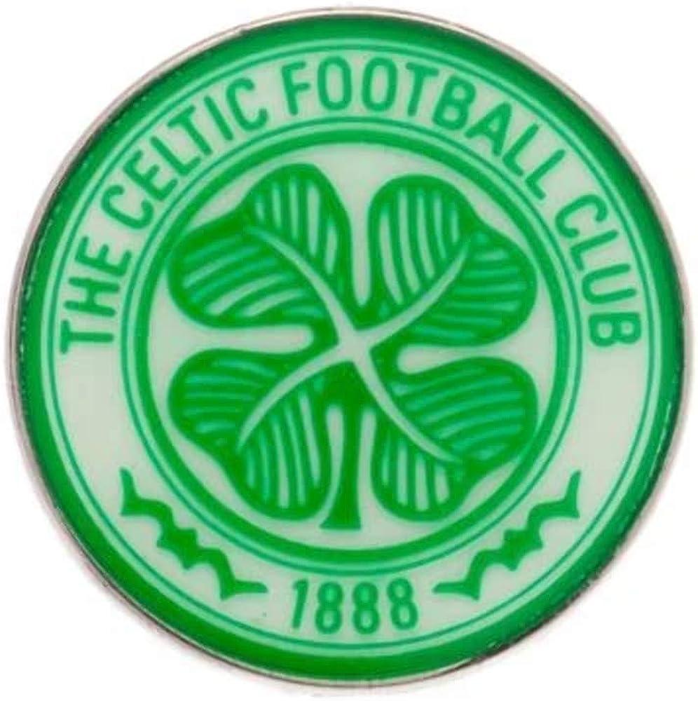 Celtic FC Metal/Enamel pin Badge (bb)