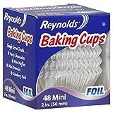 #9: Reynolds Mini Silver Foil Baking Cups