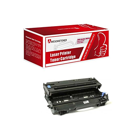 (Awesometoner Compatible DR510 Drum For Use With Brother HL-5140, 5150D, 5150DLT, 5170DN, 5170DLT, MFC-8220, 8440, 8840D, 8840DN, DCP-8040,)