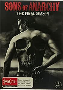 SONS OF ANARCHY: SEAS 7 (5 DISC)