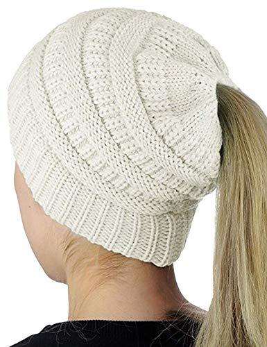 Woman Beanie tiendas Size One 365 White EwqBFB6