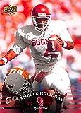 Jamelle Holieway football card (Oklahoma Sooners) 2011 Upper Deck #50 1985-1988 Quarterback