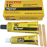 Loctite 398473 Black Hysol 11C Adhesive, 4 oz