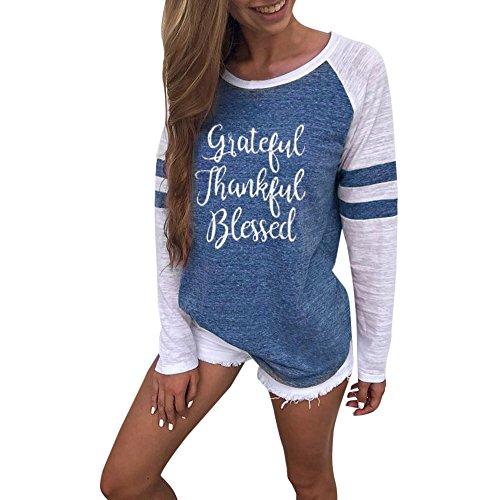Lookatool Women Blouse, Pullover Autumn Long Sleeve T-Shirt