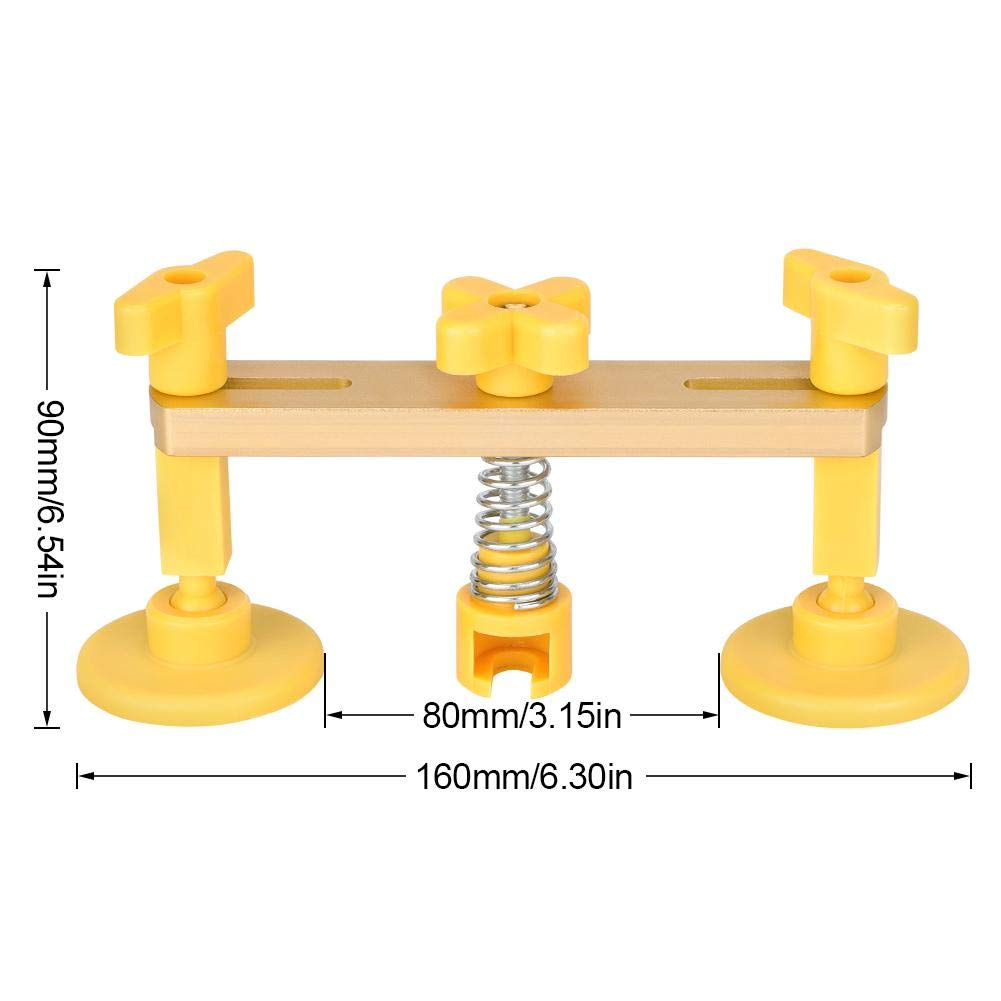 PDR Estrattori di Ammaccature Paintless Dent-Kit rimozione Ammaccature Carrozzeria Sollevatore Attrezzi Dent Puller Trumenti di Rimozione 24 Diverse Tirando Tabs